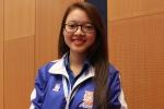'Hot girl cà phê' là nữ sinh duy nhất của tỉnh Đắk Lắk dự Đại hội Đoàn toàn quốc
