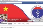 Bộ trưởng Bộ Y tế kêu gọi ủng hộ một bệnh nhân qua Facebook