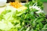 Cách sử dụng rau sống sạch trong bữa lẩu tươi mát ngày mùng 3 Tết