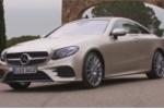 Mercedes-Benz Việt Nam nhận đơn đặt hàng cho mẫu E300 Coupe 2018, giá từ 3,1 tỷ đồng