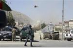 Dinh Tổng thống Afghanistan bị tấn công bởi 12 tên lửa