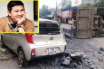 Tài xế bẻ lái cứu 2 nữ sinh nhận 240 triệu đồng của chồng hoa khôi Thu Hương