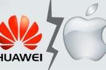 Apple chuẩn bị 'phá đảo' Huawei giành lại thị trường