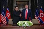 TRỰC TIẾP họp báo của Tổng thống Trump: Tuyên bố đạt được thoả thuận phi hạt nhân hoá Triều Tiên