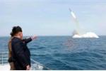 Rộ tin Triều Tiên sắp thử tên lửa đạn đạo phóng từ tàu ngầm