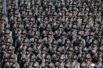 Ảnh: Những trang bị hiện đại của binh sỹ Triều Tiên mới xuất hiện trong diễu binh