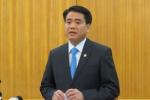 Chủ tịch Nguyễn Đức Chung: Tổ chức phố đi bộ là để thí điểm cấm phương tiện cá nhân