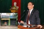 Cấp sổ đỏ trái quy định, nguyên Phó chủ tịch TP Thanh Hóa bị xử lý