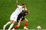 Sốt hầm hập cả đêm, tiền vệ Croatia vẫn ra sân đánh bại tuyển Anh