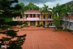 Ảnh: Trường THPT chuyên Cao Bằng - nơi hoa hậu Lương Thuỳ Linh từng theo học