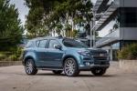 Chevrolet Trailblazer đang chờ đợi để được ra mắt tại Việt Nam