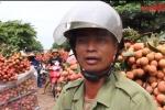 Video: Cứ 1 tạ bị thương lái trừ hao 8 kg, nông dân Bắc Giang bán vải trong 'cay đắng'