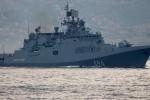 Hàng chục chiến hạm Nga rời quân cảng chiến lược ở Syria