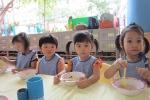 Những điều cần biết để trẻ em mẫu giáo được hỗ trợ tiền ăn trưa