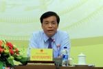 'Việc miễn nhiệm ĐBQH với bà Phan Thị Mỹ Thanh được làm đúng luật'