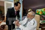 Chủ tịch nước Trần Đại Quang gửi điện cảm ơn Chủ tịch Cuba Raul Castro