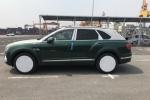 Cận cảnh siêu xe Bentley Bentayga vừa về Việt Nam