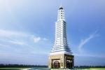 Thái Bình sắp xây tháp biểu tượng 300 tỷ đồng