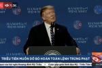 Video trực tiếp: Tổng thống Trump họp báo kết thúc thượng đỉnh Mỹ - Triều