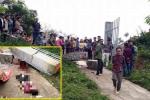 Sập cổng trường đè chết một học sinh tiểu học: Trụ cột bê tông không có lõi thép