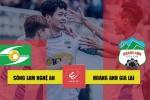 Kết quả SLNA vs HAGL vòng 20 V-League 2018