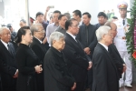 Video: Lễ viếng nguyên Tổng Bí thư Đỗ Mười diễn ra trong không khí trang nghiêm, trọng thể