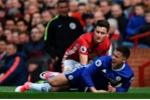 MU 2-0 Chelsea: Ander Herrera 'nuốt chửng' Hazard, mở đường thắng cho Mourinho