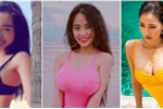 Những bà mẹ bỉm sữa sở hữu vòng một sexy của showbiz Việt