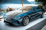 Xuất thần BMW 8 Series Concept đầu tiên được lăn bánh