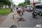 Xe 'điên' đâm liên hoàn khiến 12 người thương vong: 'Nhiều người bị thương nằm la liệt ở hiện trường'