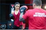 Lan Khuê gây bất ngờ khi khoe tài đánh võ cùng cựu vô địch MMA