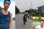 Nhóm thanh niên chặn xe dọa đánh chết tài xế ở Hà Nội: Trưởng Công an huyện thông tin