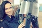 World Cup 2018: Đẹp hút hồn, nữ cảnh sát Nga đốn tim triệu cư dân mạng