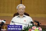Tổng Bí thư trả lời cử tri Hà Nội về kỷ luật cán bộ vi phạm