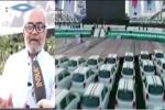 Chủ tịch tập đoàn kim cương tặng 600 ô tô và nhà cho nhân viên