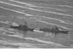 Lộ video tàu chiến Trung Quốc hung hăng tiếp cận khu trục hạm Mỹ trên Biển Đông