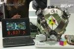 Kinh ngạc robot giải rubik trong chưa đầy 1 giây, nhanh gấp 8 lần con người