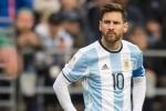 World Cup 2018: Messi vẫn phải 'gánh' Argentina?
