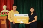 Tập đoàn TH, Ngân hàng Bắc Á chung tay ủng hộ dân vùng lũ Sơn La, Yên Bái