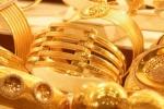 Giá vàng hôm nay ngày 7/8/2017: Sụt giảm theo niềm tin