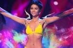 Video: H'Hen Niê tự tin và nóng bỏng diễn bikini cùng Top 10 Hoa hậu Hoàn vũ 2018