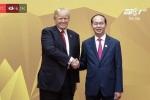 Video: Chủ tịch nước Trần Đại Quang đón các nhà lãnh đạo dự phiên họp quan trọng nhất APEC