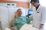 Phẫu thuật robot 'trị' ung thư tiền liệt tuyến cho bác sĩ người Nhật