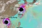 Vì sao bão số 10 di chuyển nhanh và mạnh bất thường?
