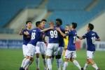 Ghi toàn siêu phẩm, Hà Nội FC thắng to vẫn cay đắng bị loại