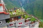 Khách sạn 'chui' sừng sững trên đỉnh Mã Pì Lèng thuộc diện kêu gọi đầu tư của huyện Mèo Vạc