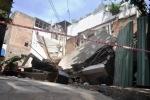 Vụ sập nhà 3 tầng như động đất ở TP HCM, nhân chứng kể gì?