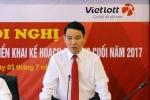 Tổng giám đốc Vietlott đột ngột từ chức