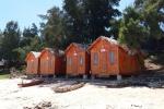 Hàng chục 'lều vịt' vẫn lén lút hoạt động trái phép trên đảo Cô Tô