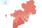 Infographic: Dự báo cấp gió và lượng mưa từ chiều 25/12 ở khu vực Nam Bộ